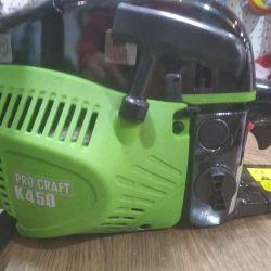 Chainsaw Prokraft 4.7 l / s