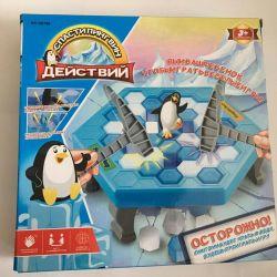 Masa oyunu değil penguen dersleri