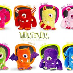 New toys MONSTEROUS
