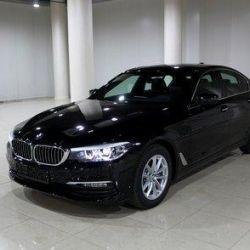 BMW Σειρά 5, 2018