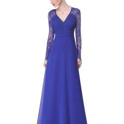 Новое вечернее платье в пол 48 р-р