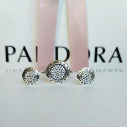 Earrings and Pandora Ring