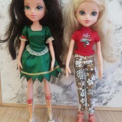 Moxie κούκλες πρωτότυπο