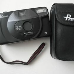 camera premier pc 661 avto flash lens japan