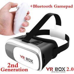 VR KUTUSU Sanal gerçeklik gözlükleri + joystick