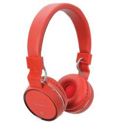 AV: связь Беспроводные Bluetooth-наушники красные