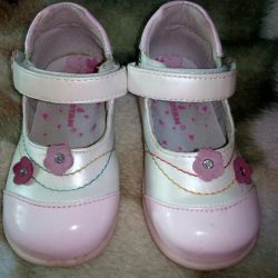 New girl shoes
