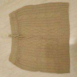 Tricotat fusta