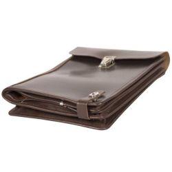 Komutan çantası tablet deri