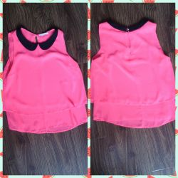 Blouse new Bershka S-M