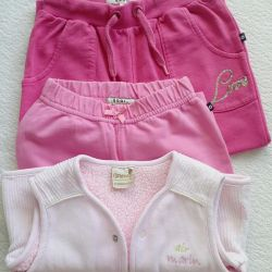 Pants + gift