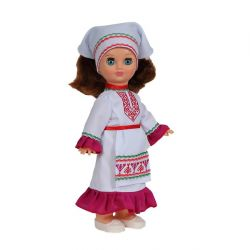 Ella doll in Mari costume 35cm., Sound