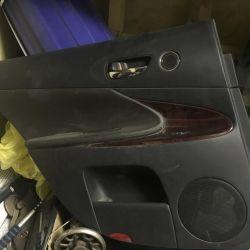 Επένδυση θυρών πίσω αριστερού Lexus GS 2005-2012
