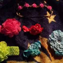 Bows for princesses