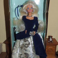 Barbie Winter Velvet