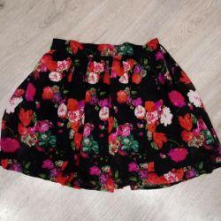 Skirt on the grid lush