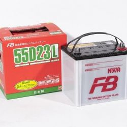 Battery Farukawa FB NOWA 55D23L 60 Ah