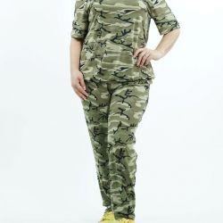 Κοστούμια νέα στρατιωτικά 50 - 60 μεγέθη.