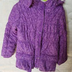 Bir çocuk ceketi demi sezonu satacağım