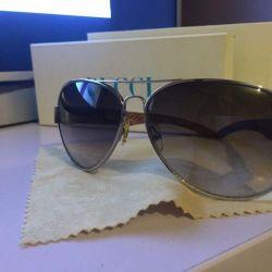 Goggles ηλιακό προστατευτικό σήμα.