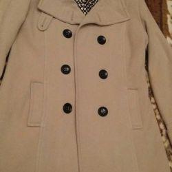 пальто женская.