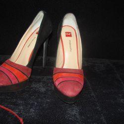 Туфли одеты 1 раз