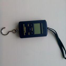 Electronic balance up to 40 kg