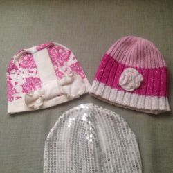 Hats for girls (spring)