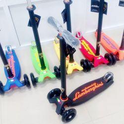 Lamborghini LS9 scooter