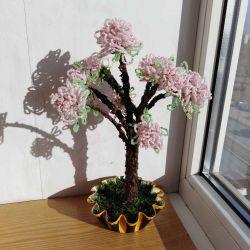 Сказочное Деревце из бисера