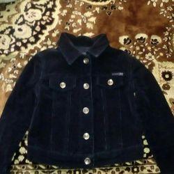 Vilvetovy jacket for girls