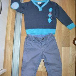 Ρούχα για αγόρι p80-86