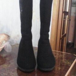 Boots boots winter