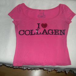 stylish pink T-shirt DG