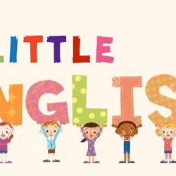 English for children 5-7 years old