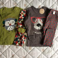 Pijamale noi 98-110 cm