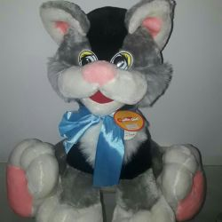 Soft toy Cat Murzik 50cm. New.