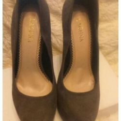 New Heeled Shoes 36
