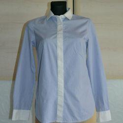 Blouse Massimo Dutti S, cotton excellent condition