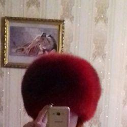 Ασημί καπέλο νέο