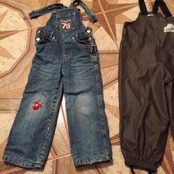 Autumn overalls