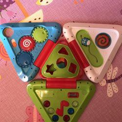 Toy imaginarium piramidă