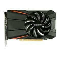 Gigabyte PCI-E GV-N1050OC-2GD NV GTX1 ekran kartı