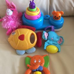 Toys Package