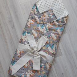 Envelope for discharge / blanket
