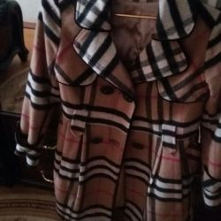 Coat, Burberry