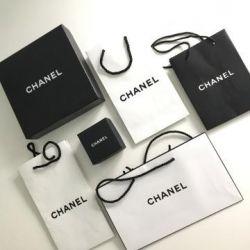 Chanel + Chanel kutuları