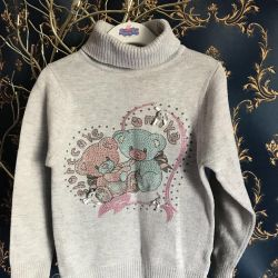 Sweater for girls for 4-5 years