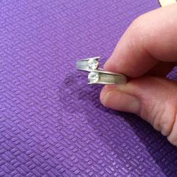 Inel de argint cu zirconiu cubic