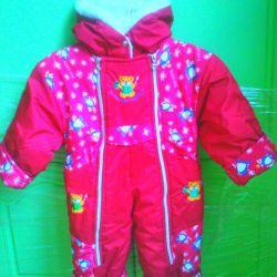 З Winter overalls